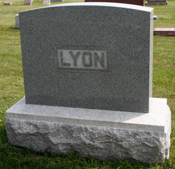 Louisa A. <I>Johnson</I> Lyon