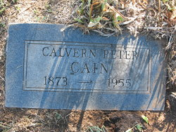 Colvern Peter Cain