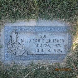 Billy Whitehead