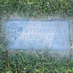 Minnie <I>Nordquist</I> Johnson