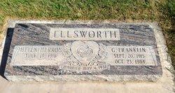 G Frank Ellsworth