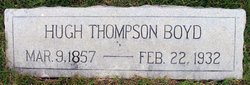 Hugh Thompson Boyd