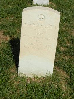Margaret L Finerfrock