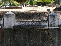 "John Frederick ""Fred"" Brown"