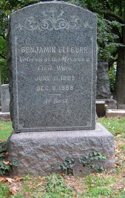 Benjamin Eli Burr