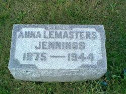 Anna <I>LeMasters</I> Jennings