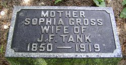 Sophia <I>Gross</I> Tank