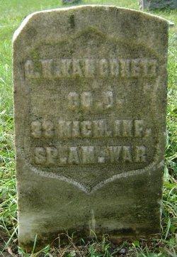 George Wesley Van Conett