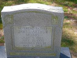 Rev Fr James Arthur Mobbs