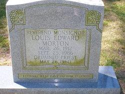 Rev Louis Edward Morton
