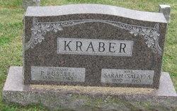 Sarah Alverta <I>Ketterman</I> Kraber