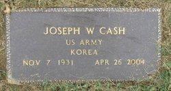 """Joseph William """"Joe     Papaw"""" Cash"""