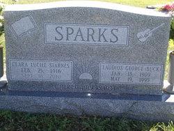 Clara Lucile <I>Starnes</I> Sparks