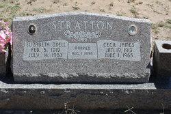 Cecil James Stratton