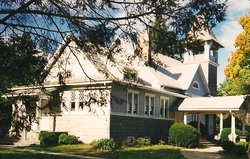 Grenloch First Presbyterian Church Memory Garden