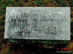 Mary C Martin