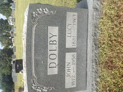 Lucy <I>Cannon</I> Dolby