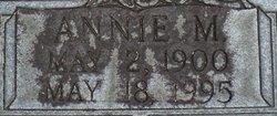 Annie M. Jackson