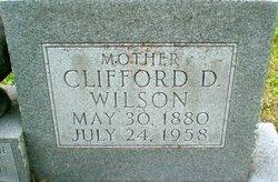 Clifford Darce <I>Dyal</I> Wilson