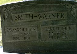 Samuel John Warner