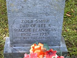 Zola <I>Flanagan</I> Smith