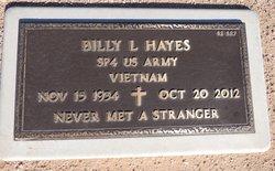 Billy Lee Hayes
