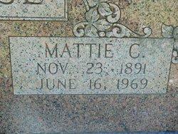 Mattie Mae <I>Canterbury</I> Barberousse