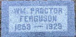 William Proctor Ferguson