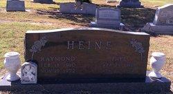 Jesse Faye <I>Berryhill</I> Heine