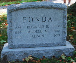 Mildred Payne <I>Merrill</I> Fonda