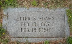 Etter Rose S. Adams