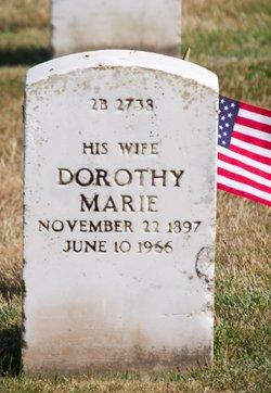 Dorothy Marie <I>Housel</I> Warner