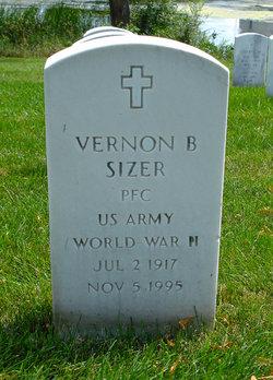 Vernon B Sizer