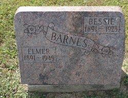 Bessie <I>Dowd</I> Barnes