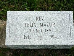 Fr Felix Mazur
