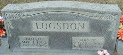 """Haughten """"Holton"""" Logsdon"""