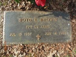 Boyd Elbert Brown