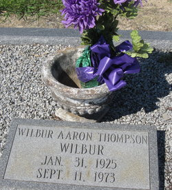 Wilbur Aaron Thompson