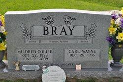 Mildred <I>Collie</I> Bray
