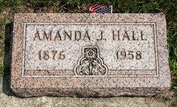 Amanda <I>Lyon</I> Hall
