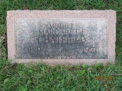 Margaret R <I>Friedman</I> Chatfield