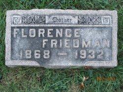 Florence <I>Kincaid</I> Friedman