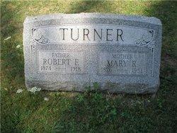 Mary R <I>Johnstone Russell</I> Turner