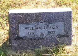 "W. O. ""Babe"" Akin"
