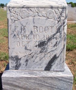 Charles Clyde Booth