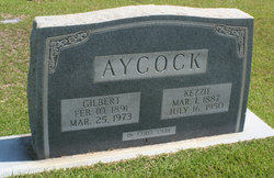 Gilbert B Aycock