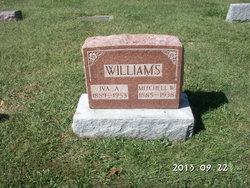 Iva Alice <I>Adams</I> Williams