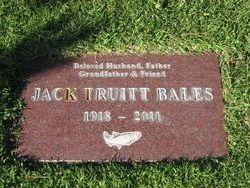 Jack Truitt Bales