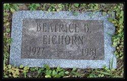 Beatrice B Eichorn
