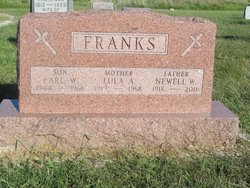 Earl W Franks